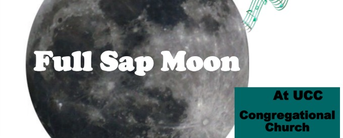 Full Sap Moon Band Poster